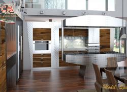 Le cucina made in Italy: tra design e artigianato