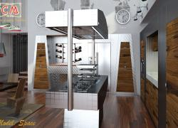 Le cucine artigianali in acciaio inox